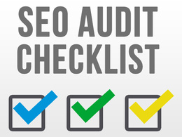 Provide full SEO audit of your website
