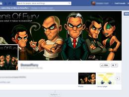 Design a custom & bespoke facebook cover