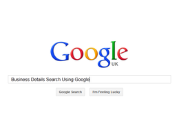 Do 1 hour research to collect business name, email, phone, website from Google