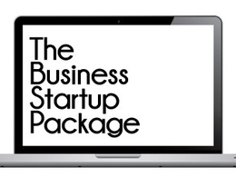 Create the online platform for your company with 'The Business Startup Package'