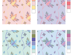 Design a print for fashion and textiles