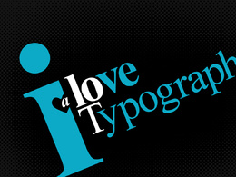 Make a professional typographic animation