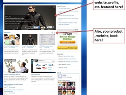 Advertize your business on my facebook page