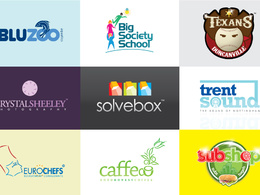Design you an awesome logo with unlimited revisions
