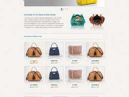 Setup your shopify store, implement a chosen template and style it to your branding