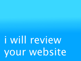 Review your website on greenscreen