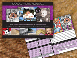 Design a 2 sided A5 leaflet/flyer