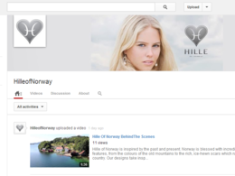 Create a YouTube channel for your business