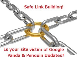 Do manual link building (whitehat SEO) from high PR (2-7) sites.