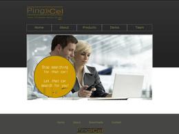Creative Infoway's header