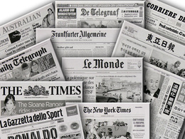 Create a bespoke national media list for your press release