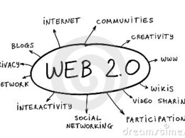 Build 5 web 2.0 sites with at least 1 - 300 word article each