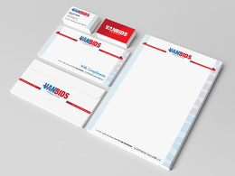 Design your exclusive stationary with unlimited changes