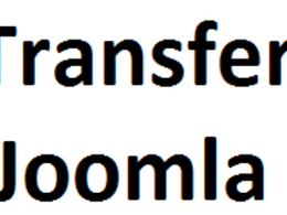 Transfer Joomla site to another host