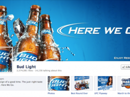 Merge your Facebook cover photo and profile picture