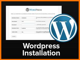 Install Wordpress & Secure