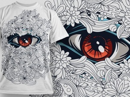 Design and print your custom t-shirts