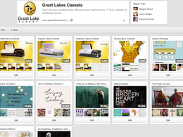 Create or edit a Pinterest for your business
