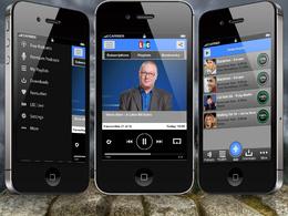 Create awesome creative mobile user interface design