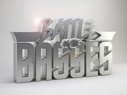 Convert your 2D logo into high quality 3D logo wallpaper