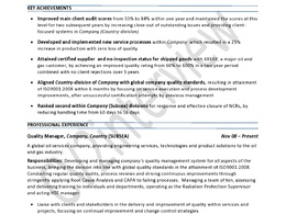 Write a powerful management level CV and cover letter