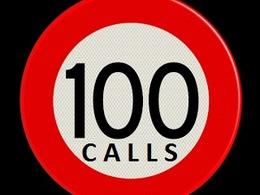 Make 100 B2B | B2C calls