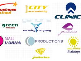 Make a sparkling logo for you