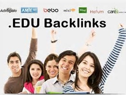 Get 800 EDU seo links for your website