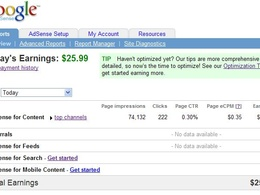 Create an adsense site which can generate