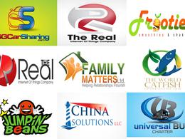 Create your brand identy logo