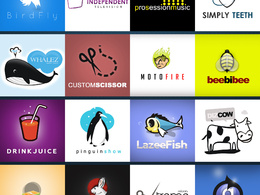 Create a professional logo with unlimited revision