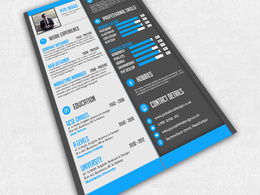 Transform you CV/resume to look amazing