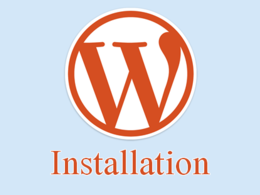 Install Wordpress and a ready made theme