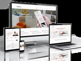 Upgrade your WordPress site into Responsive