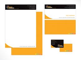 Design your letterhead and comp slip