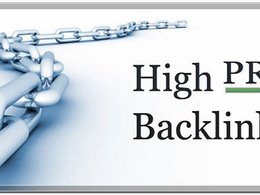 Provide 25 mix backlinks from high authority websites