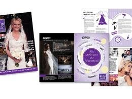 Design a 12page brochure