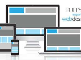 Develop Responsive SEO friendly website