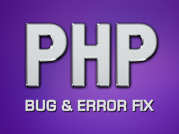 Fix PHP bugs & PHP errors