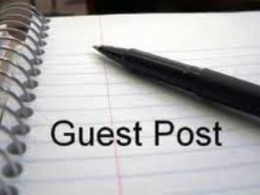 Write and place 2 Guest posts of 350 words+ at PR1/DA10+ websites with pictures
