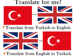 Translate 1000 words from English to Turkish or vice versa
