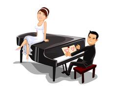 Create professional caricature