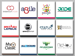 Design you a new logo with 2 concepts and unlimited revisions on the picked choice
