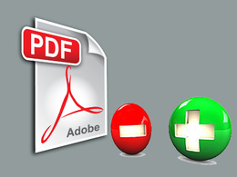 Modify any PDF file, add or remove text,  pages, images, etc.