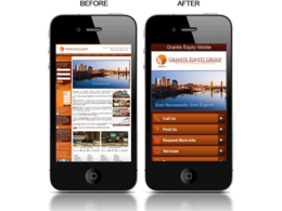 Develop a Mobile Website