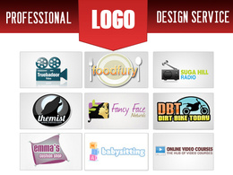 Design 5 Custom professional logos
