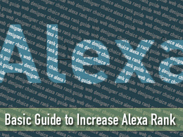 Help you Boost and Improve your Alexa Rank with my unique system