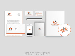 Design your professional logo & business stationery package