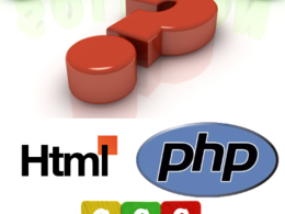 I can customize HTML/PHP website, fix HTML/CSS/PHP error