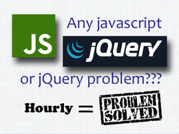 Solve a Javascript or jQuery problem